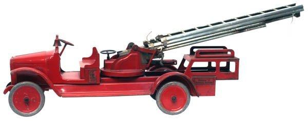 """685: Buddy """"L"""" Aerial Ladder Truck."""