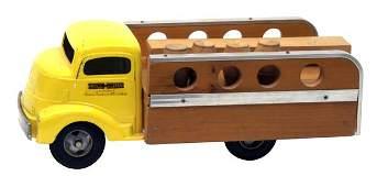 1182: Smith Miller GMC Materials Truck.