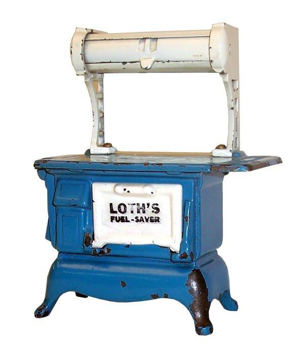 1300: Arcade Loth's Fuel Saver Stove.