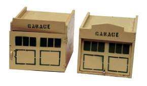 1517: Lot of 2 Arcade Garages.