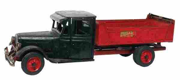 """87: Buddy """"L"""" Dump Truck."""