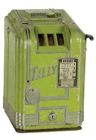 Tally Ho Trade Stimulator.