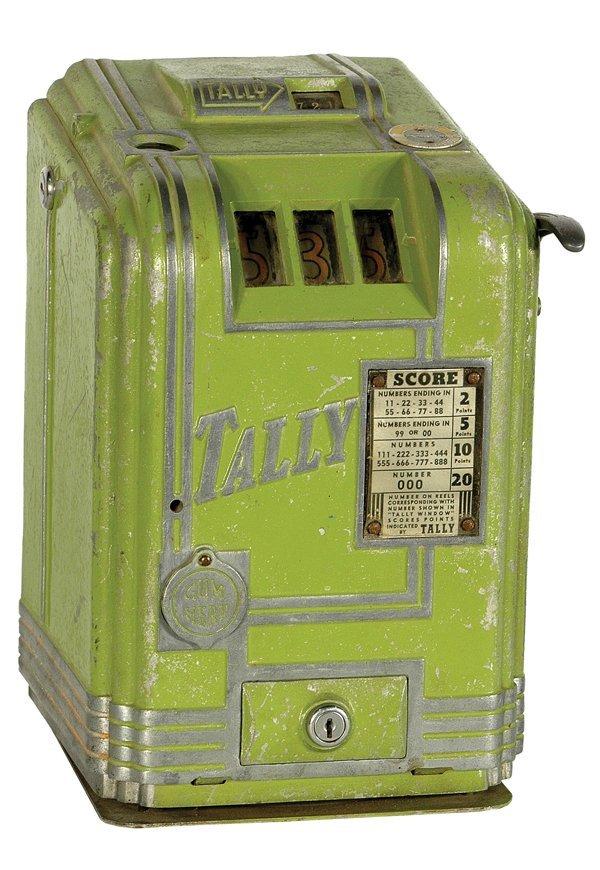 204: Tally Ho Trade Stimulator.