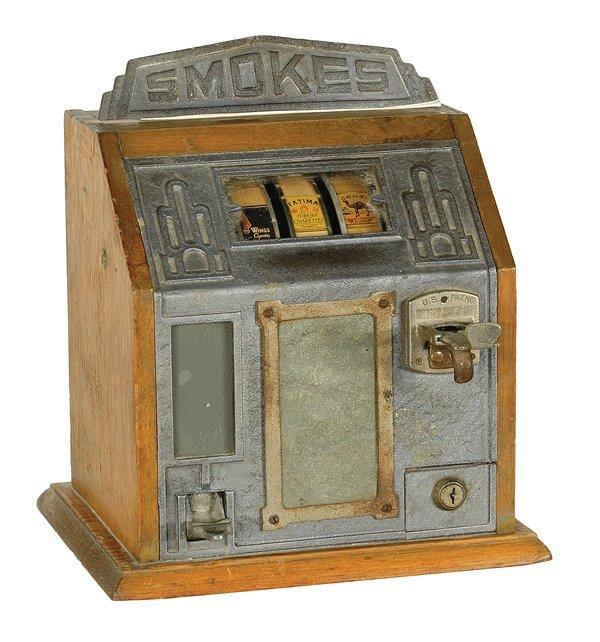 205: Smokes Trade Stimulator.