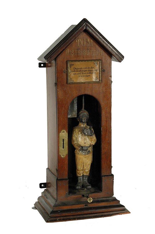 207: Tom Distributor Cigar Vender.
