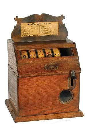 Mills Card Stimulator.