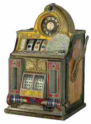 5-Cent Watling Roll-A-Tor Slot Machine.