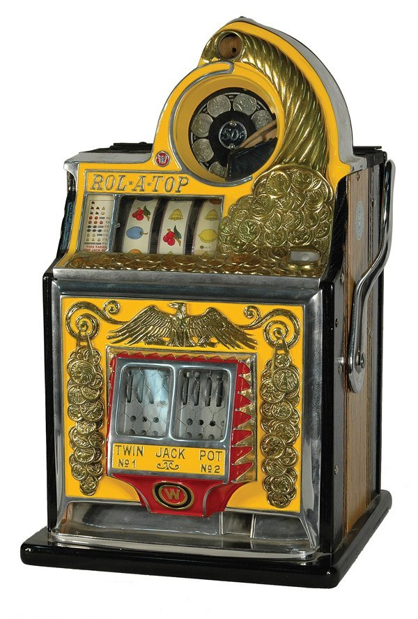 217: Watling Roll-A-Top 50-Cent.