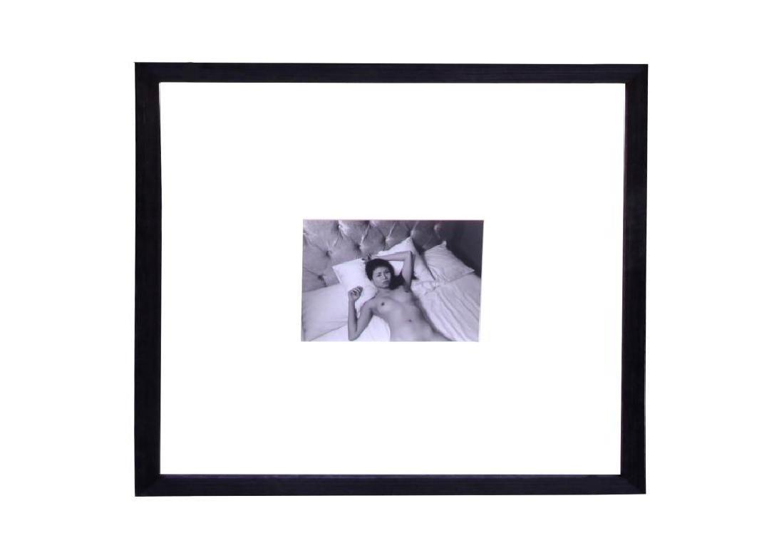 NOBUYOSHI ARAKI PHOTOGRAPH OF A NUDE WOMAN