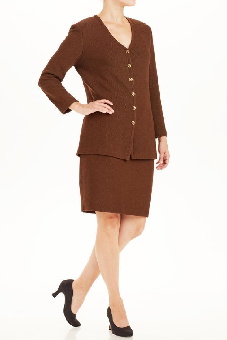 St John Brown Jacket & Skirt Suit (4)