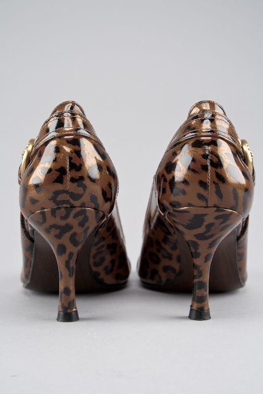 Stuart Weitzman Leopard Print Pumps (6.5AAA) - 7