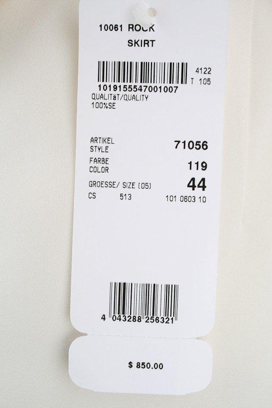 New Escada Silk Ruffle Jacket & Skirt Suit (14/44) - 7