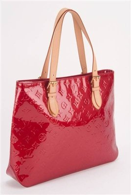 Louis Vuitton Vernis Large Pomme D'Amour Brentwood Bag - 4