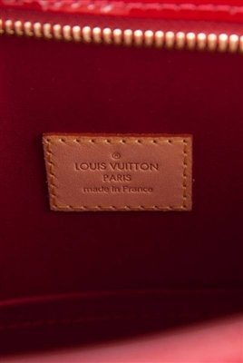 Louis Vuitton Vernis Large Pomme D'Amour Brentwood Bag - 8