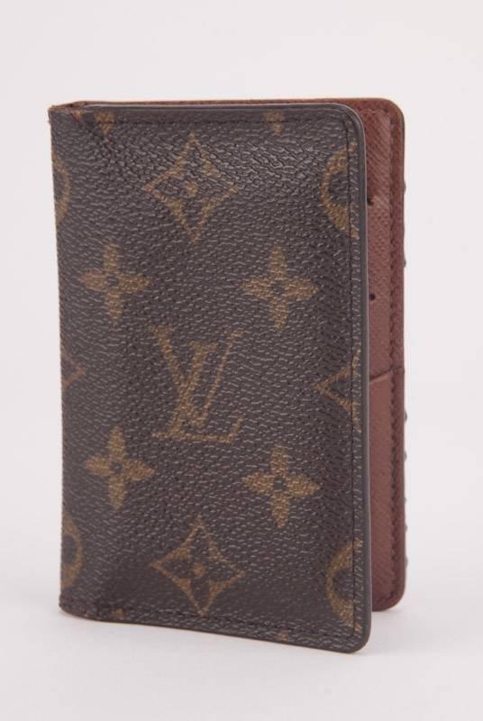 Louis Vuitton *Rare* Monogram Credit Card Holder