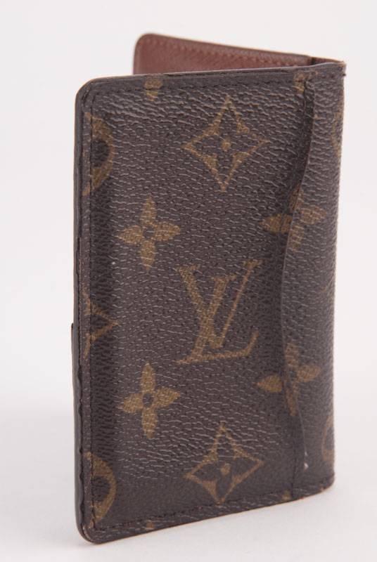Louis Vuitton *Rare* Monogram Credit Card Holder - 4