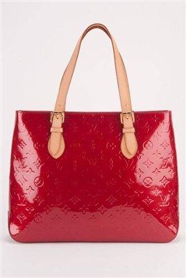 Louis Vuitton Vernis Large Pomme D'Amour Brentwood Bag