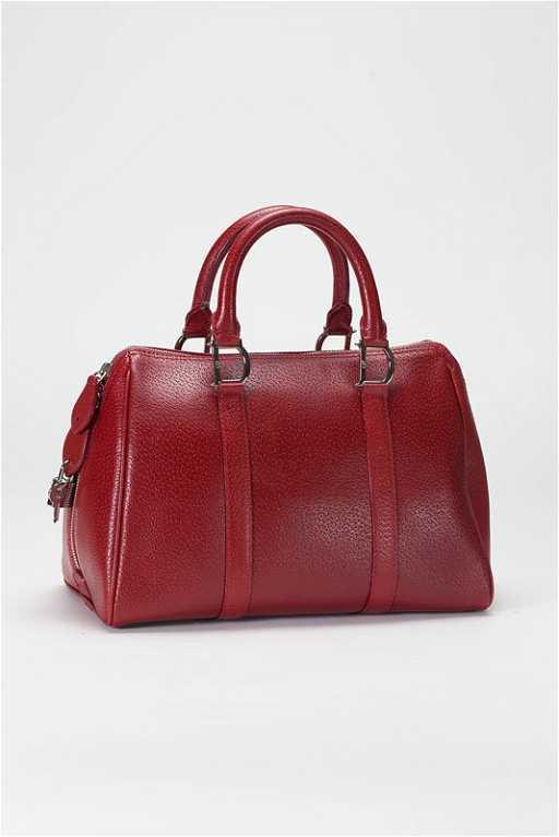 c956edd11c60 Christian Dior Red Leather Handbag