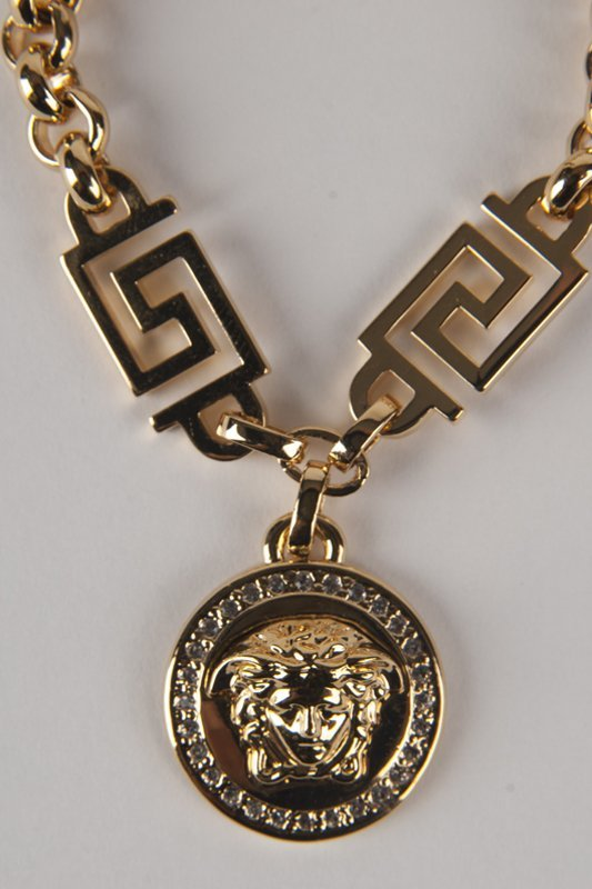 New Versace 2014 Medusa Swarovski Bracelet - 2