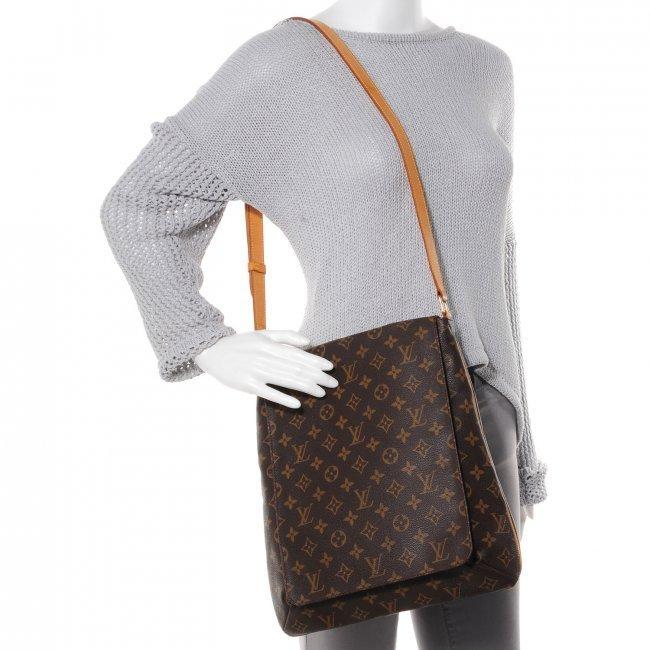 Louis Vuitton Large Musette Cross-Body Bag