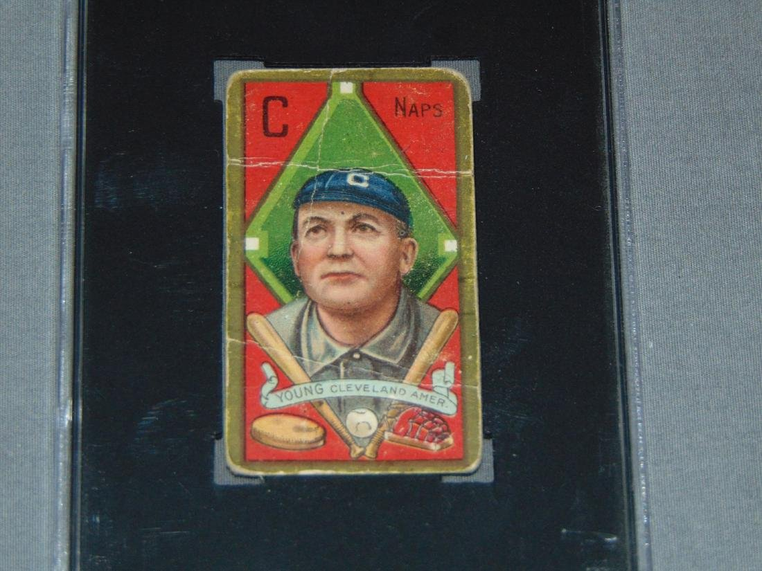 T-205 Cy Young. SGC Graded. - 2