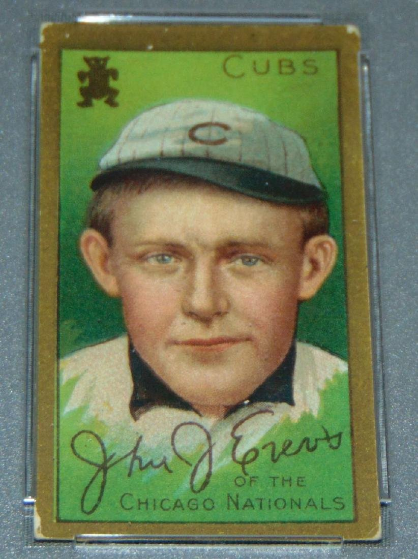 T-205. Tinkers to Evers to Chance. Graded. - 3