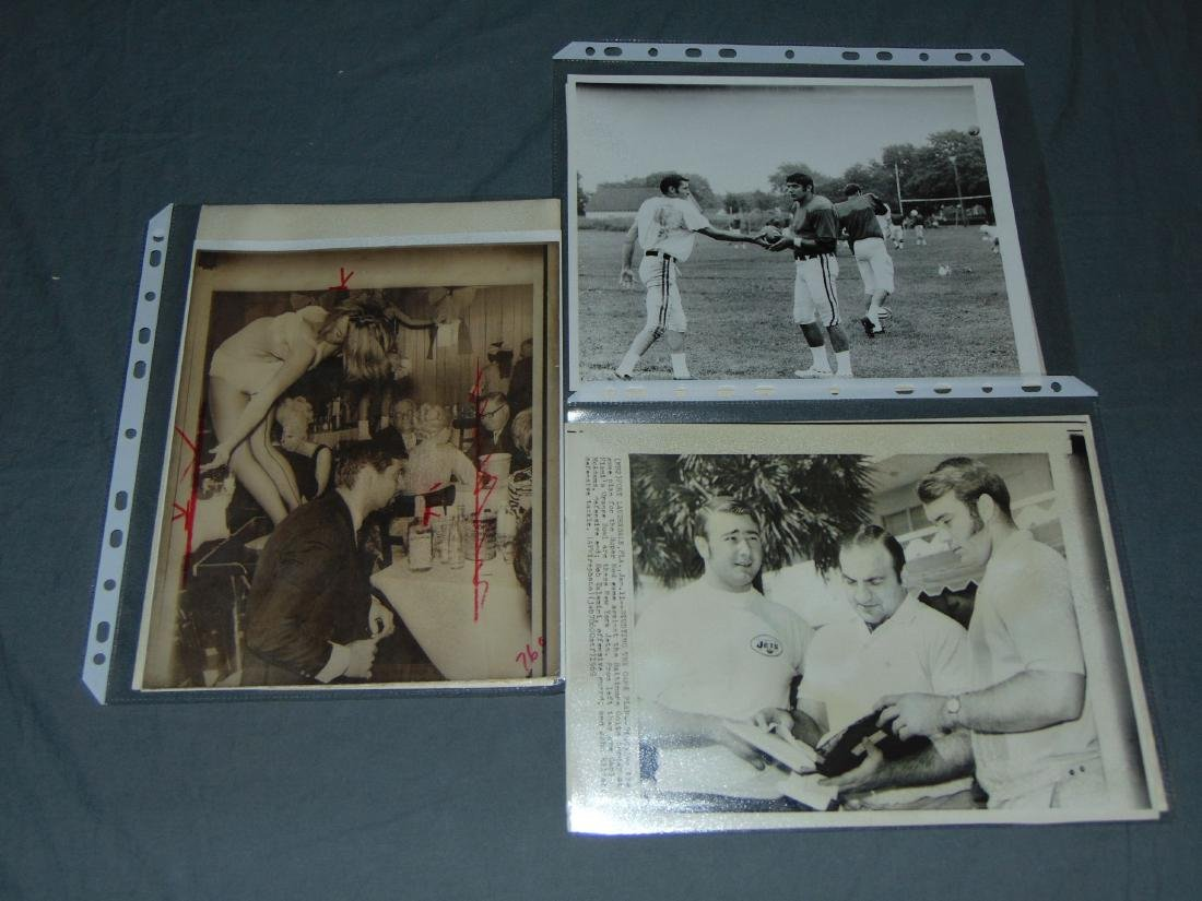 Lot of Football Publication Photos, 2nd Generation - 2