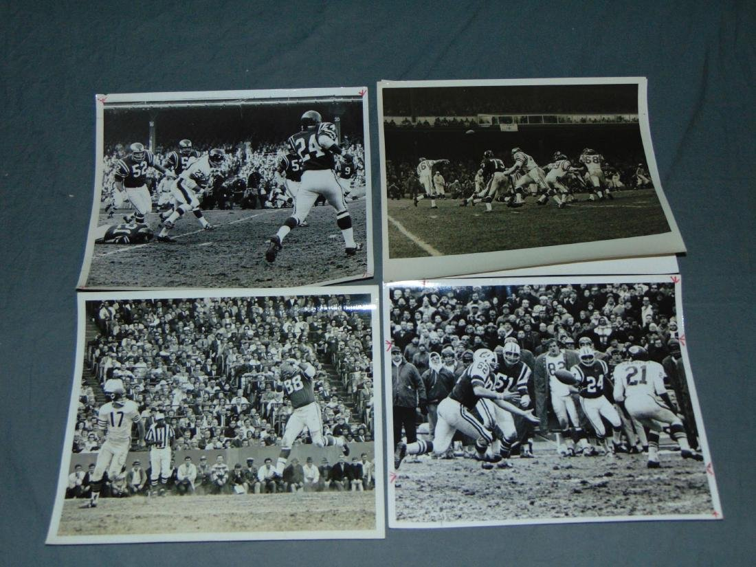 Lot of Football Publication Photos, 2nd Generation - 3