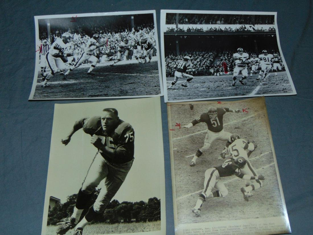 Lot of Football Publication Photos, 2nd Generation - 5