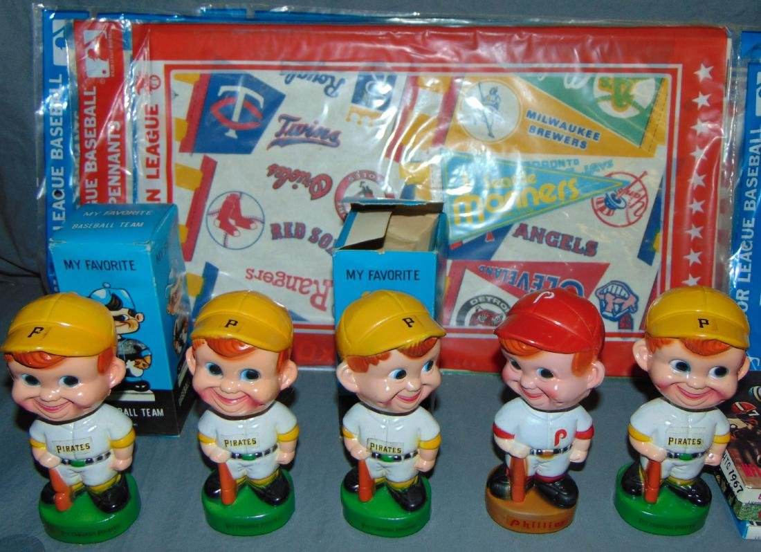 Assorted Sports Collectible Lot - 2