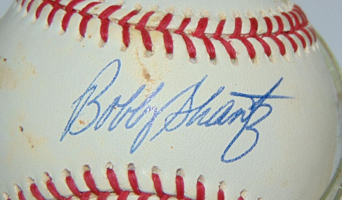Signed Baseball Lot. - 10