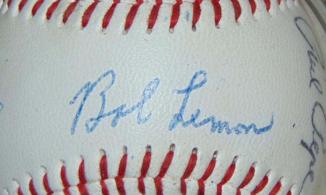 Signed Baseball Lot. - 2