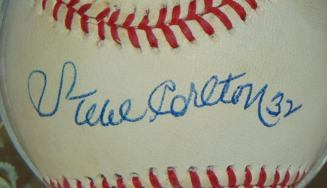 Signed Baseball Lot. - 7