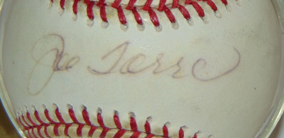 Signed Baseball Lot. - 8