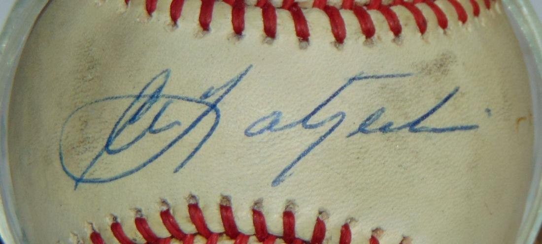Signed Baseball Lot. - 9