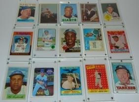 1950's-60's Estate Baseball Card Lot.