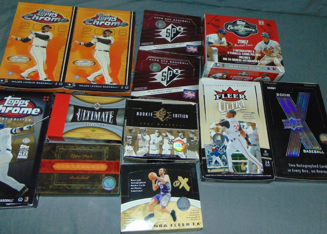 Large Lot of Modern Cards. - 2