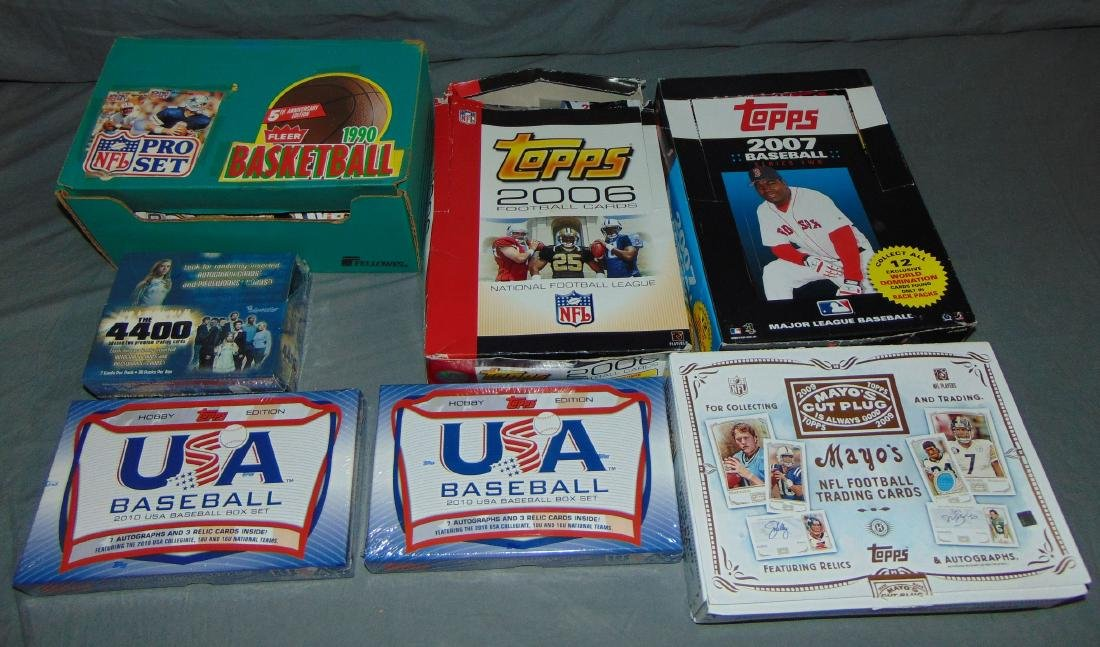 Large Lot of Modern Cards. - 3