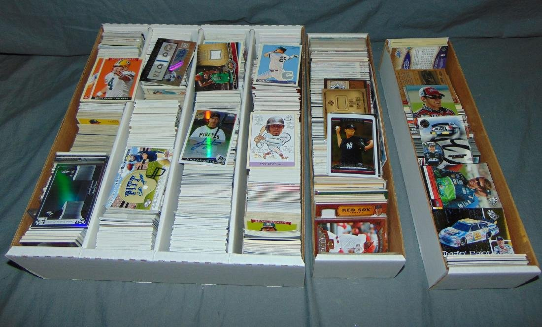 Large Lot of Modern Cards. - 4