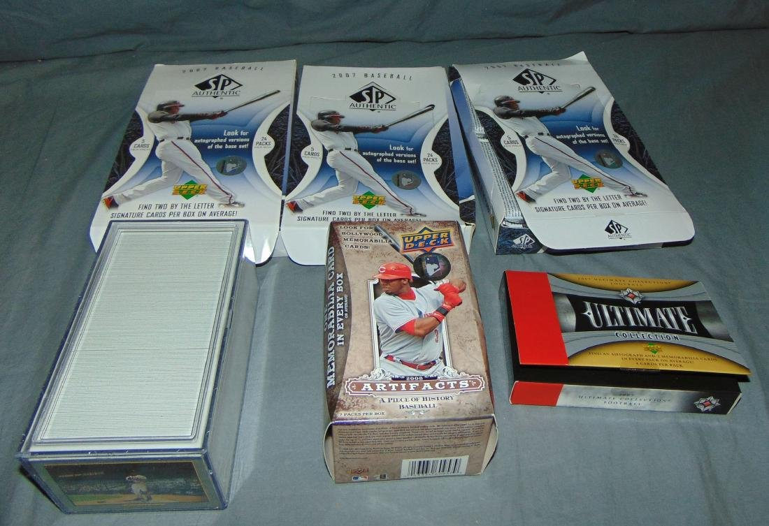 Large Lot of Modern Cards. - 5