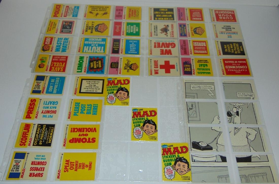 Fleer Non Sports Card Sets. - 3