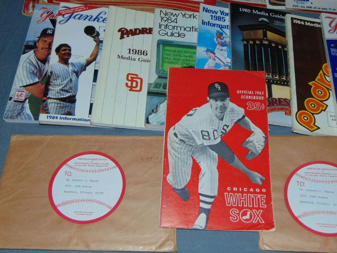 Sports Publication Lot incl. Vintage Magazines - 3