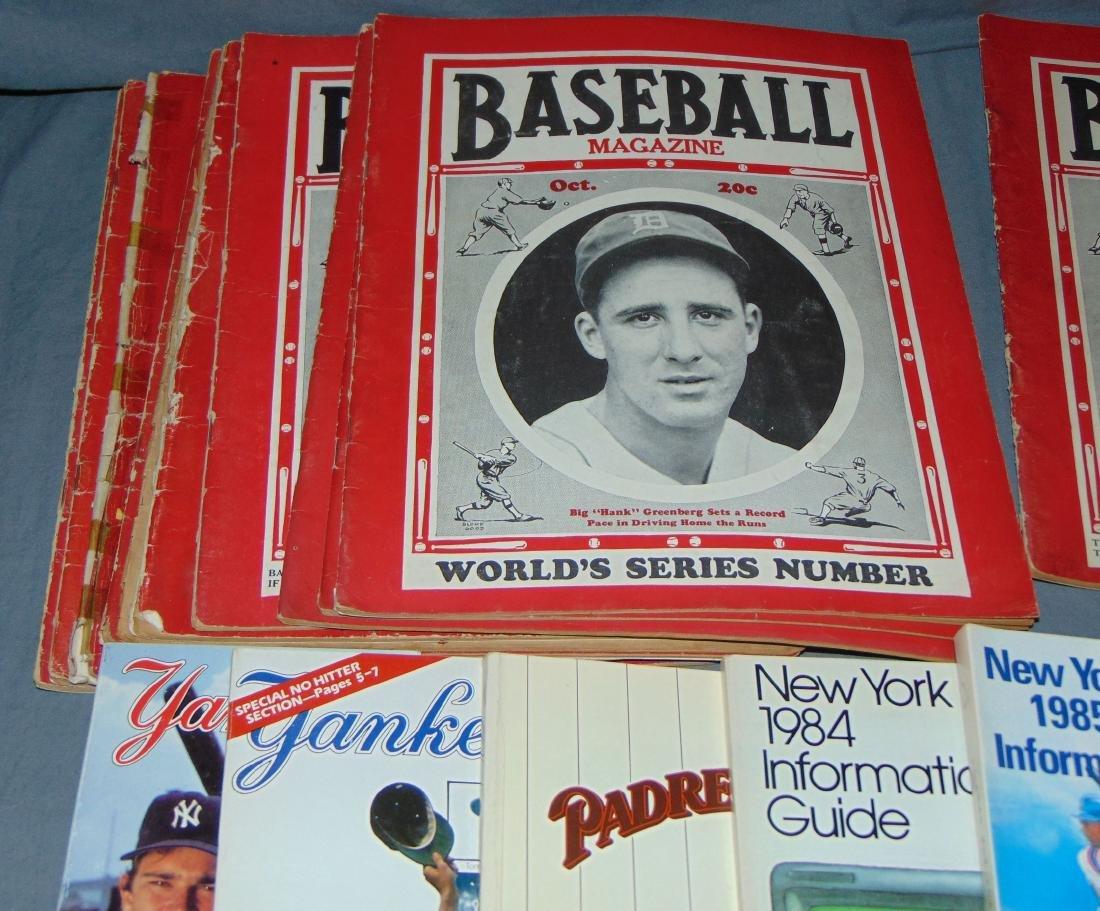 Sports Publication Lot incl. Vintage Magazines - 4