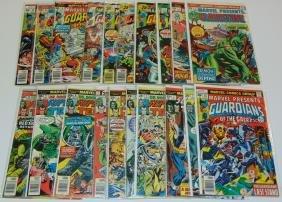 Marvel Comic Long Box.