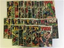 Marvel Comic Lot Long Box