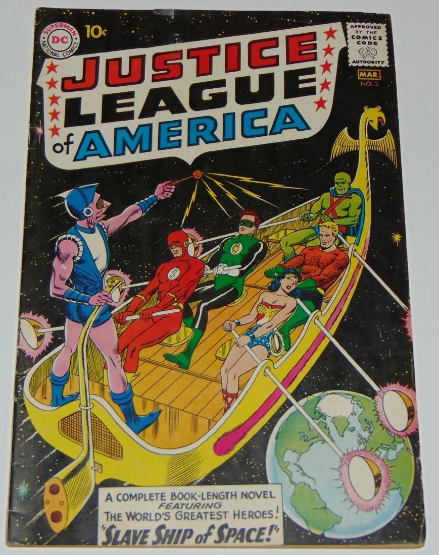 Justice League of America Lot. - 4