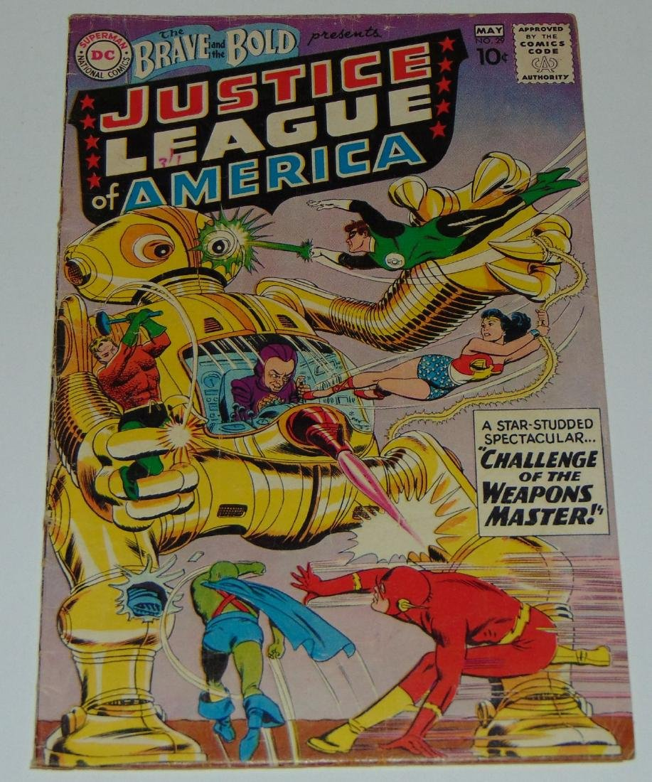 Justice League of America Lot. - 5