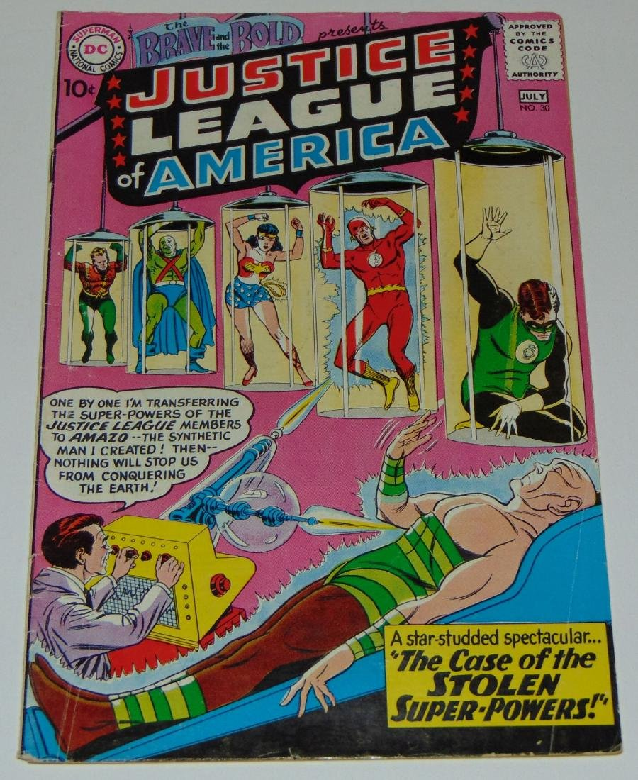Justice League of America Lot. - 6
