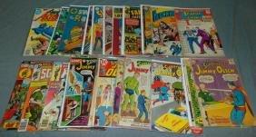 Estate Comic Book Lot.