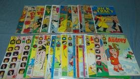 Estate Comic Book Lot.